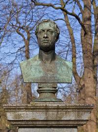 Martin I van Libertas buste