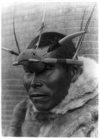 Nunivak maskette