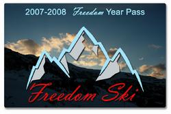 Freedom Year Pass