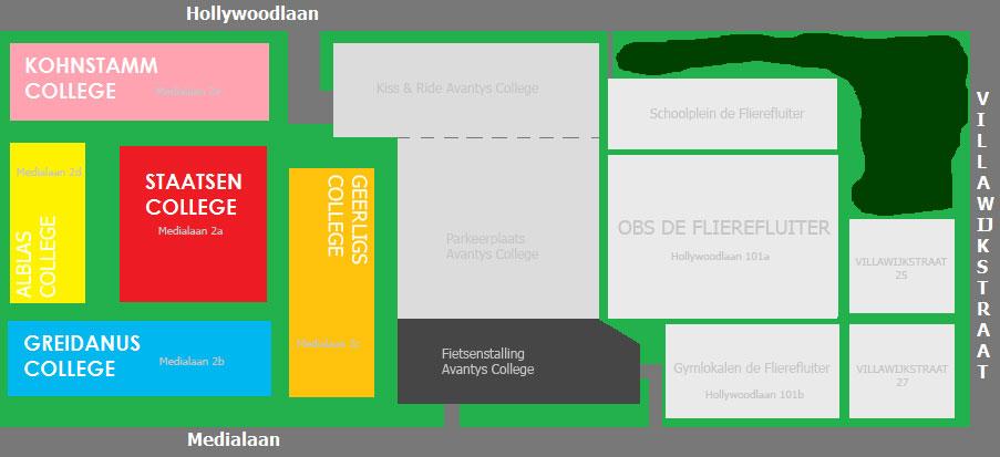 Wikia avantyscollege map