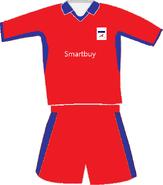 Shirt thuis FC Wikistad