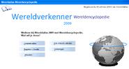 Windows XP wereldverkenner 1.0