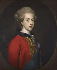 Alexander III als kroonprins