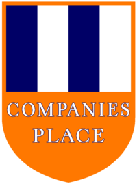 Companies Place wapenschild