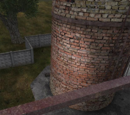 Tajny schowek za kominem
