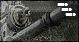 Установка ствола с синусоидальными каналами нарезки