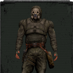 Kombinezon Świt z maską gazową