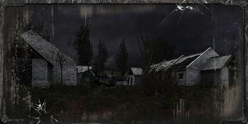 Opuszczona Farma w Kordonie