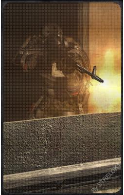 Бандит-кулеметник