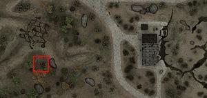 Місцезнаходження Жартівника