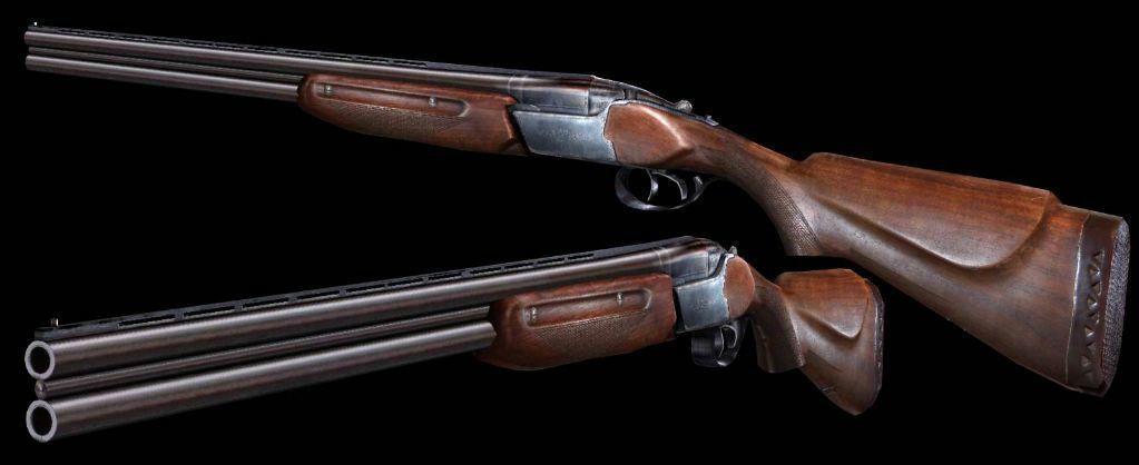 Hunting shotgun | S T A L K E R  Wiki | FANDOM powered by Wikia