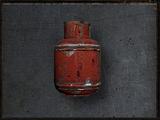 Butla z gazem