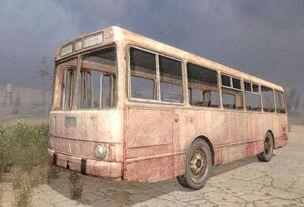 Stalker call of pripyat cars 6