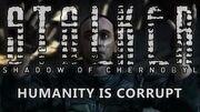 Fin de Shadow of Chernobyl - L'humanité est corrompue