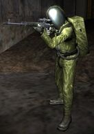 Lt. Sokolov SSP-99M Suit