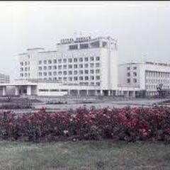 W czasach sowieckich