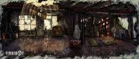 Mine indoor kithech