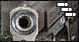 Установка ствола с менее глубокими нарезами