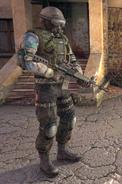 SCS CS-2 Body Armor