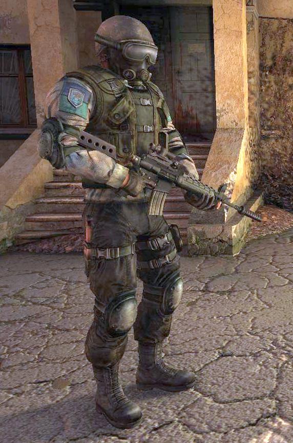 Cs 2 Body Armor S T A L K E R Wiki Fandom Powered By