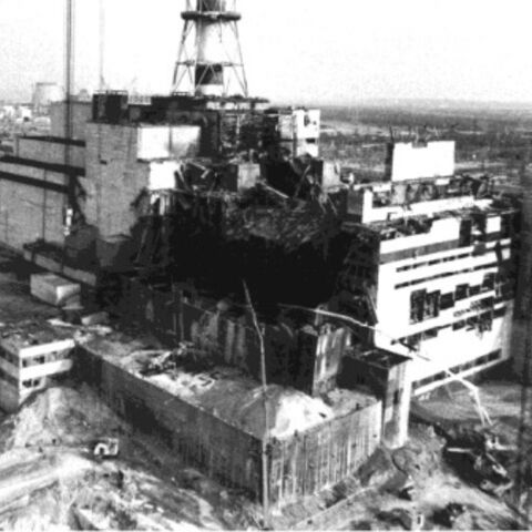 Po eksplozji reaktora