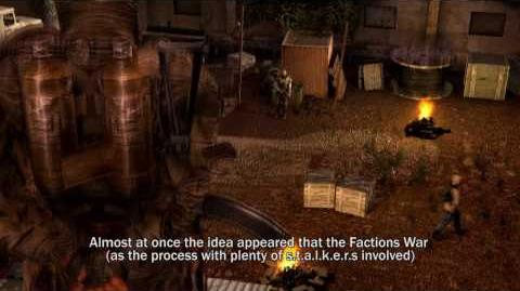 Making of S.T.A.L.K.E.R. - Clear Sky (Part 1)