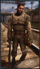 Stalker zombi