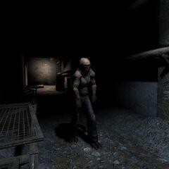 Tunel pod Instytutem Badawczym