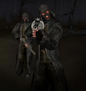 Бандит с отбойником