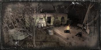 Obóz Powinności w Czerwonym Lesie
