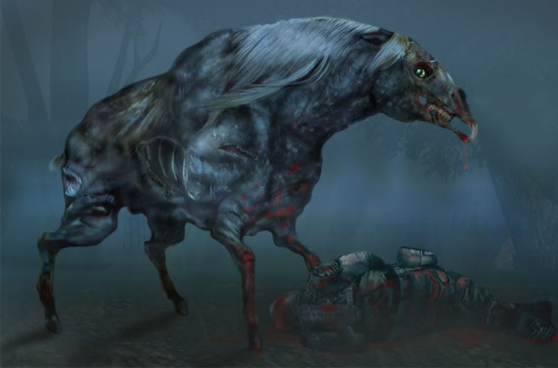 S.T.A.L.K.E.R. 2 Mutant pig by hamburgercranium on DeviantArt