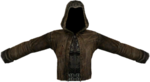 Skórzany Płaszcz ikona technik 2