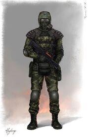 Soldierstalker