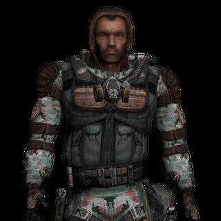 NPC bez maski