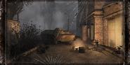 Загрузочный экран Янтарь ТЧ