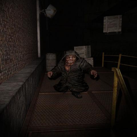 Burer w podziemiach