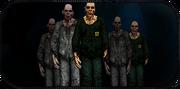 Zombie (wycięte)