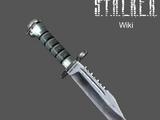 Cuchillo de Cazador