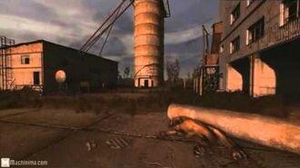 S T A L K E R Call of Pripyat Debut Trailer HD
