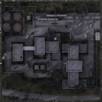 Fabryka w Agropromie mapa