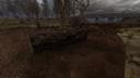 Трухлявое бревно Тёмная долина ЧН