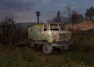 ГАЗ-66 на Янтаре