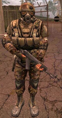 CS Spetsnaz Veteran