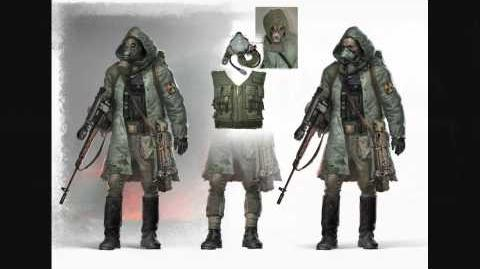S.T.A.L.K.E.R. 2 Concept Art - GSC Game World Closed - S.T.A.L.K.E.R. 2 Cancelled (