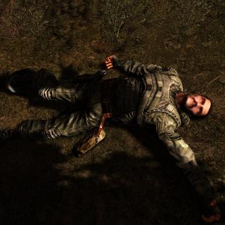 Zabity stalker