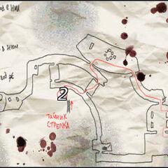 Szkic mapy podziemi
