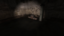 Тайник в тупике коллектора Тёмная долина ЧН