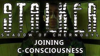 Fin de Shadow of Chernobyl - Rejoindre la Conscience-C