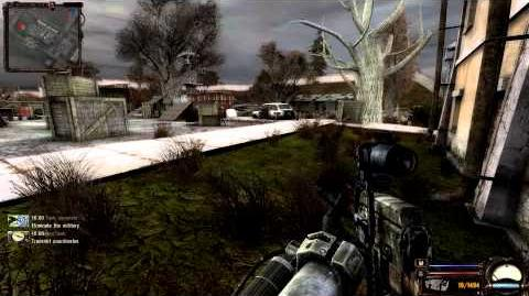 S.T.A.L.K.E.R. Clear Sky Mod Pack 2012 - All Your Base are Belong to Us