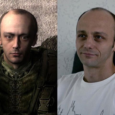 Porucznik Sokołow i jego prototyp - Dimitrij Jasenew